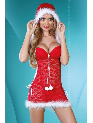 Komplet Santa Lady
