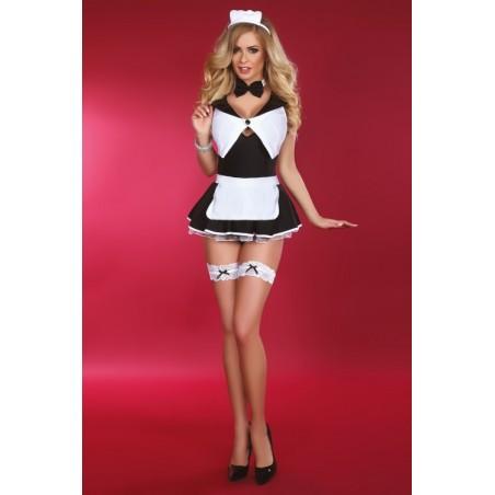 Komplet Flirty Maid