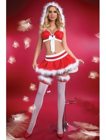 Komplet Little Miss Christmas