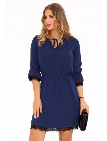 Shanice Dark Blue 85495