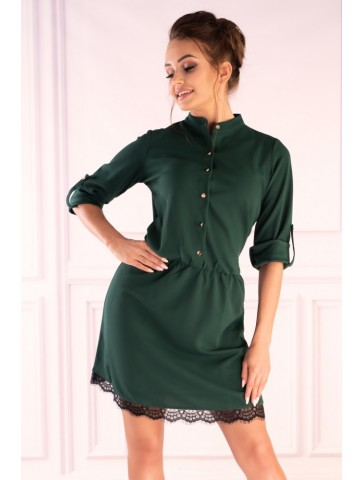 Jentyna Dark Green 85605